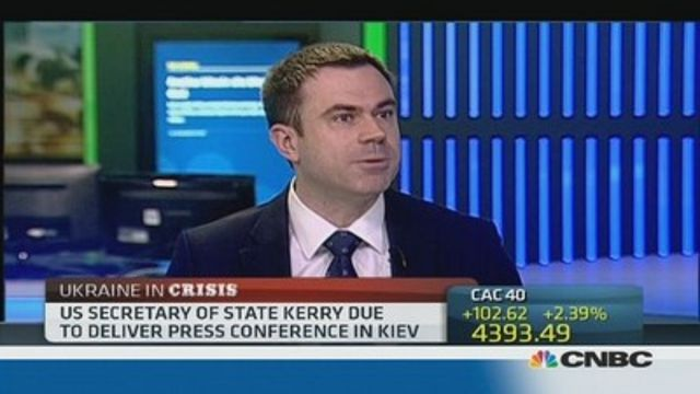 News video: Ukraine weighs on EM assets: Pro