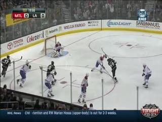 News video: Canadiens vs Kings 03/03/14
