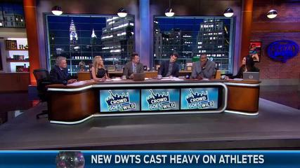 News video: Do Athletes have an advantage in 'Dancing with the Stars'